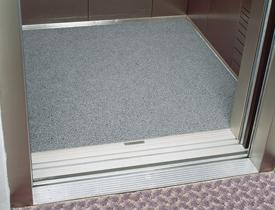 Tapetes para elevadores