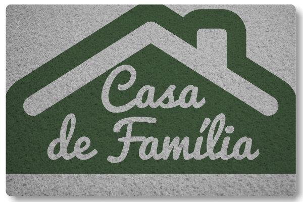 tapete casa de familia