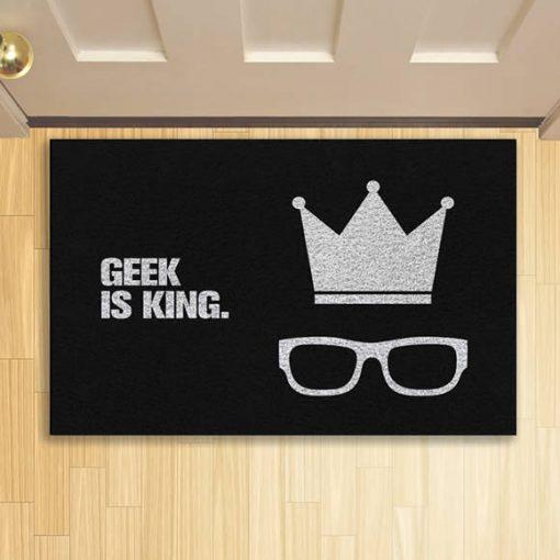 Tapete Geek is King