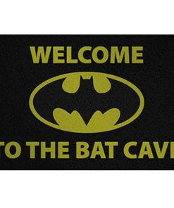 Tapete Welcome Batman