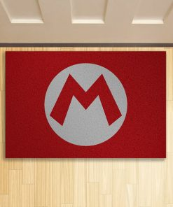 Tapete de Entrada Mario Bros