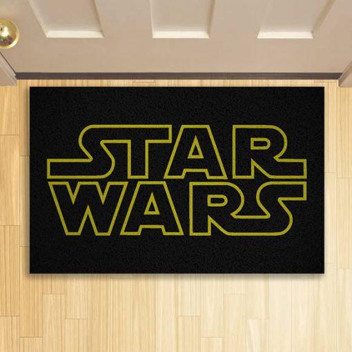 Tapete de Entrada Star Wars