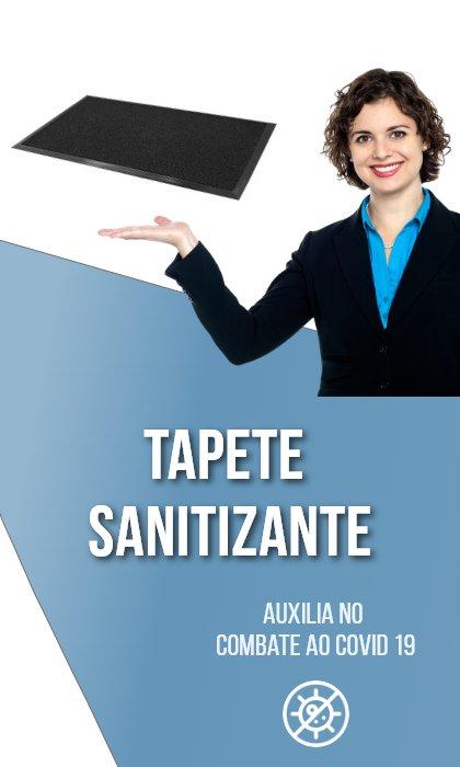 Tapete Santizante Mobile