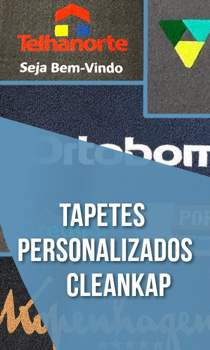 Tapetes Personalizados CleanKap