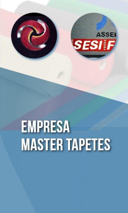 Empresa Master Tapetes